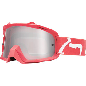 Fox Air Space Race - Gafas enduro - rojo